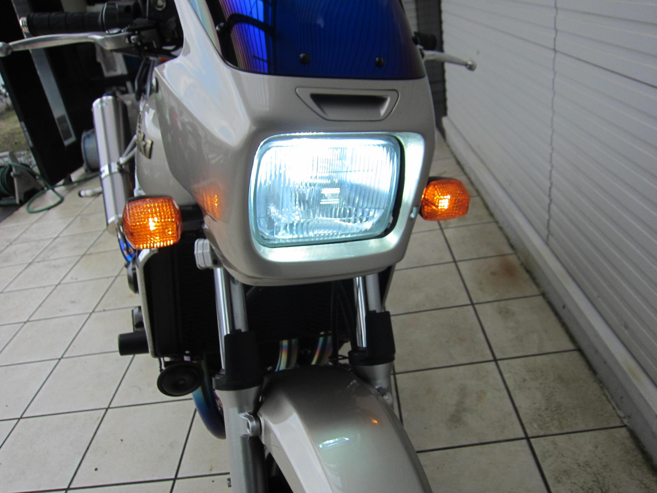 HID ヘッドライト