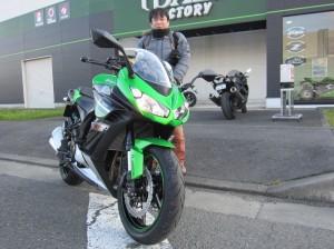 20151228鈴木様Ninja1000